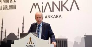 'Ankara MİA Projesi'nin bir binası bitti, diğer binalarının anlaşmaları yapıldı'!