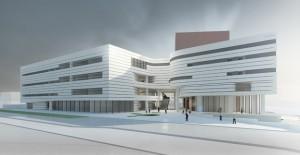 Antalya Doğu Garajı Kültür ve Ticaret Merkezi Projesi hızla yükseliyor!