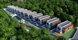Bademli Slim Villa Çözer Yapı imzasıyla yükseliyor!