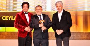 Ceylan İnşaat 'Yılın İnşaat Projesi' ödülünü aldı!