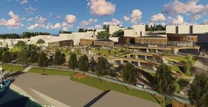 Düzce Akçakoca kentsel dönüşüm projesinde çalışmalar başladı!