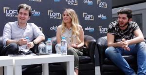 Enes Batur Sungurtekin 'İncek Loft'a konuk oldu!