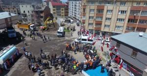Erzurum Mumcu Mahallesi 1.Etap Kentsel Dönüşüm projesinde çalışmalar başladı!