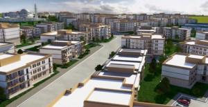 Gaziantep Kuzey Şehir projesi 2023 yılında tamamlanacak!