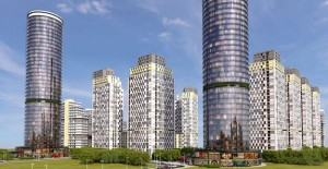 İhlas İnşaat'tan yeni proje; Kristal Residence projesi