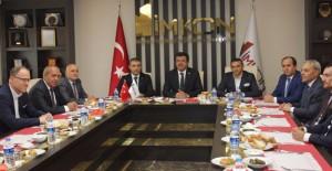 İMKON'dan Bakan Zeybekci'ye 'demir fiyat artışına' müdahale talebi!