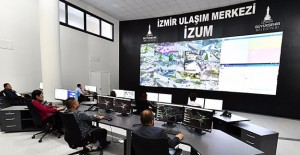 İzmir'in trafiği '3 bin akıllı sistemle' yönetilecek!