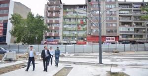 İzmit Kültür Tepesi 2. Etap projesi çalışmaları devam ediyor!