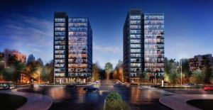 Katal İnşaat'tan yeni proje; Double Diamond Residence