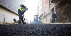 Konak Belediyesi 3 yılda 40 bin ton asfalt döktü!