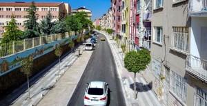 Malatya İpekçi Caddesi değişim çalışmaları bitiyor!