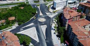 Malatya Yusuf Özal Caddesi dönüşüm projesi çalışmaları bitiyor!
