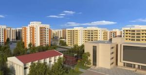 Saraycık Kentsel Yenileme Projesinde 2. bölge ihalesi Mayıs ayında!