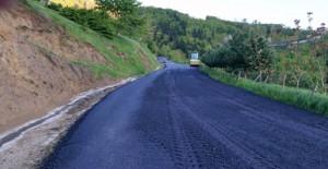 Trabzon'un mahallelerinde asfalt çalışmaları hızlandı!