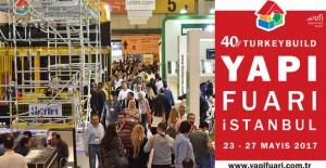 Yapı Fuarı–Turkeybuild İstanbulbu yıl 40. yılını kutluyor!