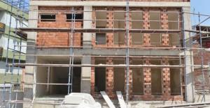 Yıldırım Davutdede ve Eğitim'de mahalle konağı inşa ediliyor!