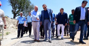 Adana Çukurova Caddesi'nde asfalt çalışmaları başladı!