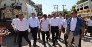 Adana Çukurova Caddesi'nde 25 yıllık sorun çözüldü!