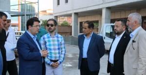 Aksaray Piri Mehmet Paşa Çarşısı ve Selime Sultan Kadın Aktivite Merkezi son durum!