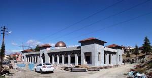 Ankara Belediyesi Çayırhan'da 10 yıldır tamamlanmayan Kültür Merkezini devraldı!