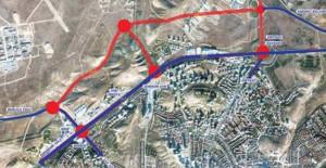 Ankara Sabancı Bulvarı ile Bağlıca Bulvarı kesintisiz ulaşım sağlayacak!
