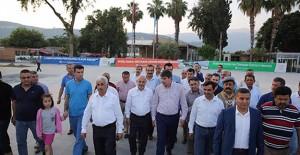 Antalya Demre'ye 3 yılda 75 milyon lira yatırım yapıldı!
