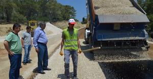 Antalya Manavgat Yeniköy'de altyapı çalışmaları bitti!