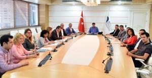 Antalya'nın imar yönetmeliği için toplantı yapıldı!