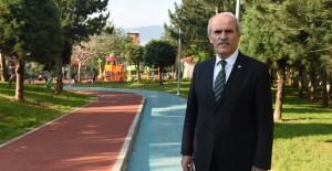 Bursa'da kişi başına düşen yeşil alan miktarı artıyor!