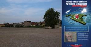 Bursa Sıcaksu-Tabakhaneler'de kamulaştırılan 22 dönüm alan 20 Haziran'da ihaleye çıkıyor!