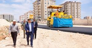Gaziantep Şehitkamil'de altyapı çalışmaları devam ediyor!