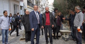 İzmir Karşıyaka'da hedef 'Daha Modern Karşıyaka'!