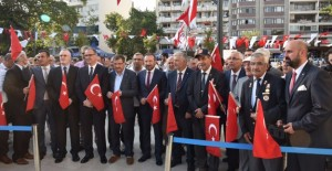 İzmit Kültür Tepesi 2. Etap açıldı!