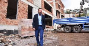 İzmit Yenidoğan Serdar Kültür Merkezi çalışmaları devam ediyor!