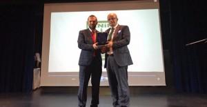 İznik Belediyesi 'yılın en çevreci' ödülünü aldı!