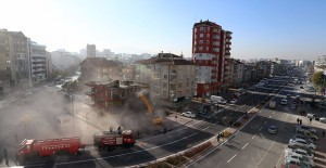 Kayseri Sahabiye Kentsel Dönüşüm Projesi için tüm binalar yıkılıyor!
