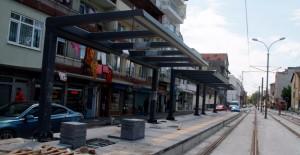 Kocaeli Derince'de Akçaray Projesi kapsamında tramvay çalışmaları devam ediyor!