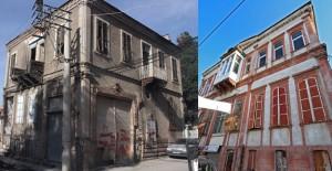 Konak Belediyesi tarihi yapılarını restore ediyor!
