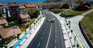 Malatya Yusuf Özal ve İnderesi Caddeleri yenilendi!