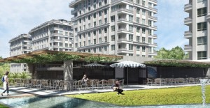 Maltepe'ye yeni proje; Evinpark Ada & Tepe Rezidans