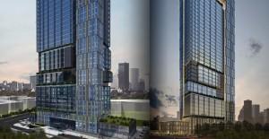 Merosa İnternational Tower Ümraniye projesi Satılık!