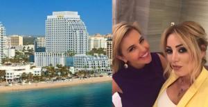 Petek Dinçöz Miami'den ev alıyor!