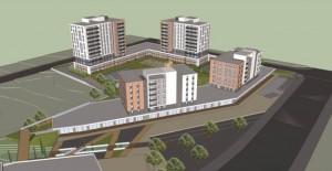 Sur Yapı'dan yeni proje; Sur Yapı Bahçekent 1 projesi