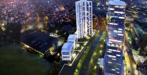 Teknik Yapı'dan Kartal'a ofis projesi; Deluxia Park Business