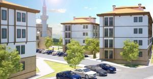TOKİ Balıkesir İvrindi'ye 110 konut inşa edecek!