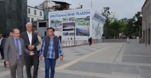 Trabzon Meydan Parkı 3. etap çalışmaları yakında başlayacak!