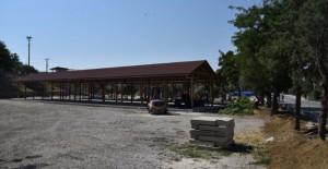 Yunusemre Üçpınar'da tesis çalışmaları devam ediyor!
