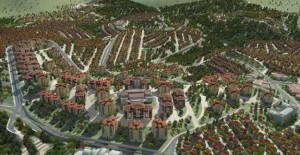 10 bin konutluk Yaylaşehir projesinin iz yol yapım işleri için ihale yapıldı!