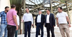 """Başkan Akgül, """"Sosyal dönüşümü destekleyecek yatırımlara imza atıyoruz""""!"""