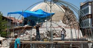 Aksaray Belediyesi 800 yıllık tarihi eseri restore ediyor!